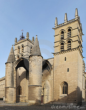 Cathedral Saint Pierre, Montpellier