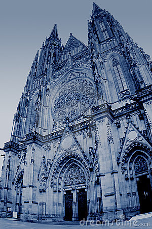 Cathedral of saint Vitus