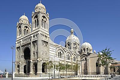 Cathedral Sainte Marie Majeure de Marseille