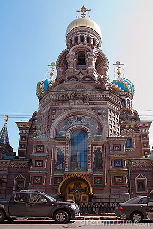 Cathedral of the Savior on Spilled Blood.
