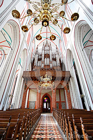 Cathedral in Schwerin