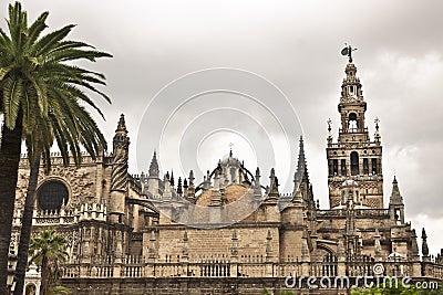 Cathedral. Sevilla. Spain.