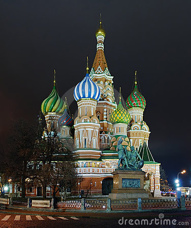 The Cathedral of St. Basil