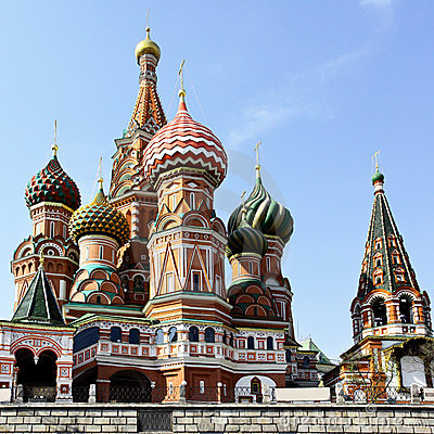 Cathedral of St. Basil s the Blessed