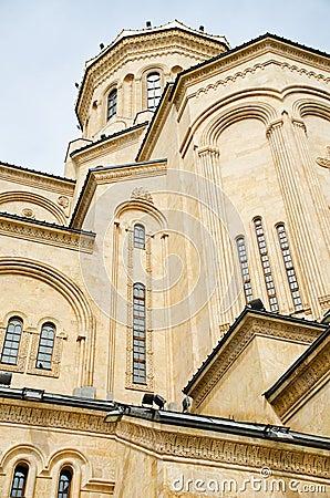 Cathedral, St. Trinity, Sameba, church