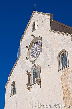 Cathedral of Trani. Puglia. Italy.