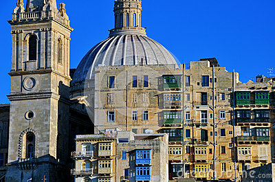 Cathedral of Valletta