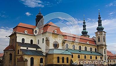 Cathedral - Velehrad Czech Republic