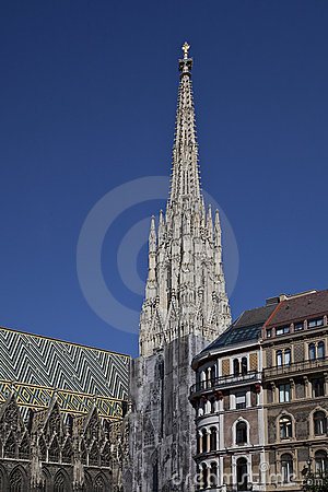 Cathedral in Vienna