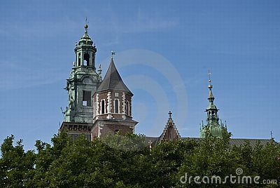 Cathedral of Wawel Castle