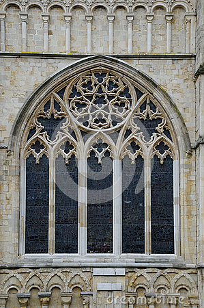 Cathedral Window exterior