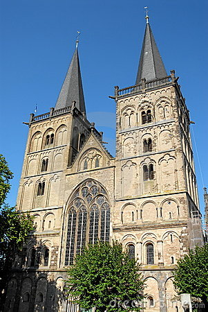 Cathedral in Xanten