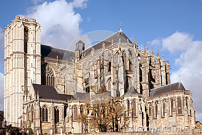 Cathedrale St-Julien du Mans