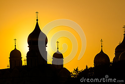 Cathedrals of the Moscow Kremlin
