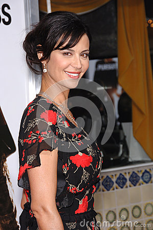 Catherine Bell Editorial Stock Photo