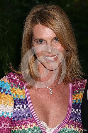 Catherine Oxenberg Editorial Stock Photo