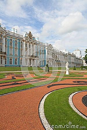 Catherine Palace, Tsarskoye Selo (Pushkin)