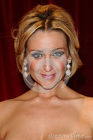 Catherine Tyldesley Editorial Stock Image