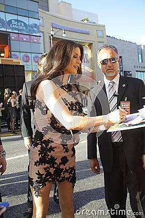 Catherine Zeta-Jones Editorial Photography