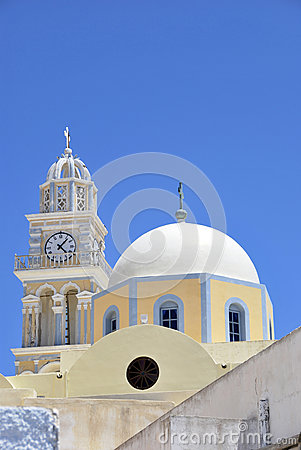 Catholic Cathedral Fira