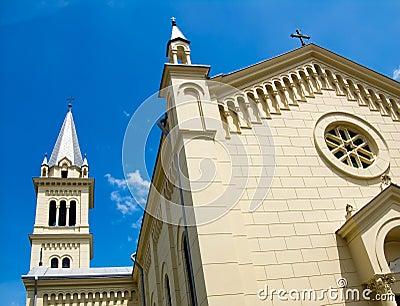 Catholic cathedral Sighisoara