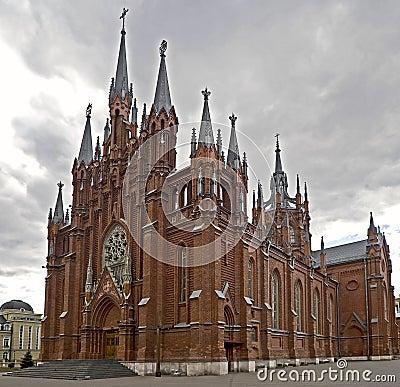 Catholic church 14