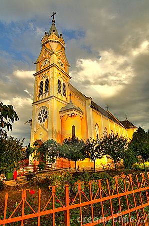 Free Catholic Church Stock Photography - 4312272