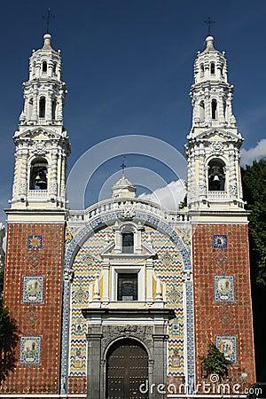 Catholic church in Mexico
