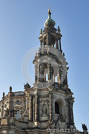 Catholic Church of Royal Court of Saxon, Dresden