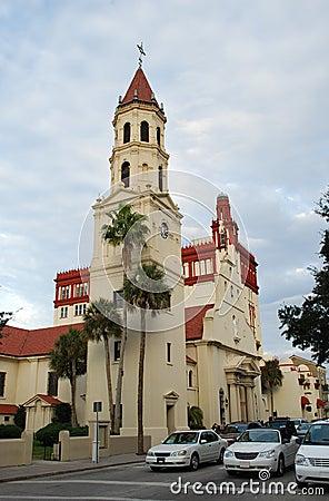 Catholic Church in St. Augustine