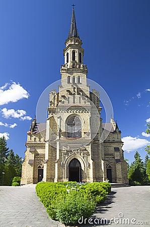 Catholic Church, Vilnius, Lithuania