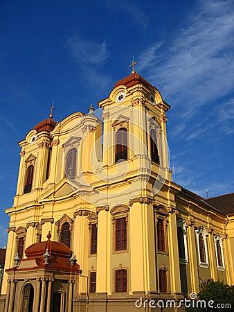 Catholic Dome 2 - Timisoara, Romania