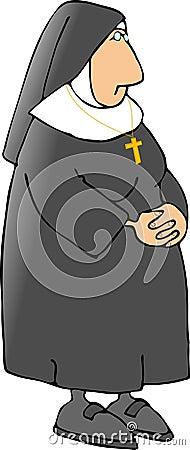 Catholic Nun 2