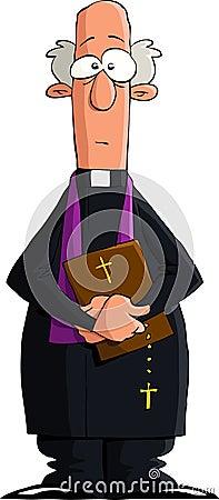 Free Catholic Priest Stock Image - 21957171