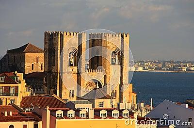 Cathrdral of Lisbon