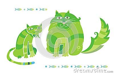 Cats communication