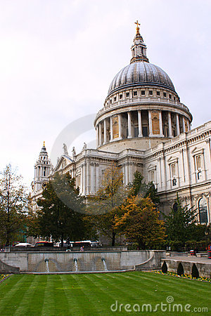 Cattedrale della st Paul