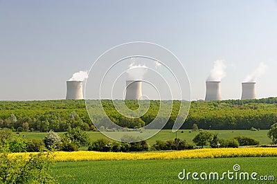 Cattenom Power Station