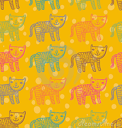 Catty pattern