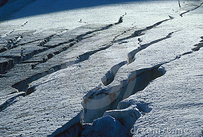 Caucasus Glacier