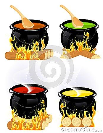 Cauldron collection