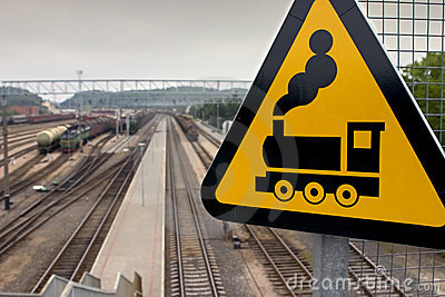 Caution: Train