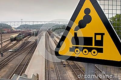 Caution: Train