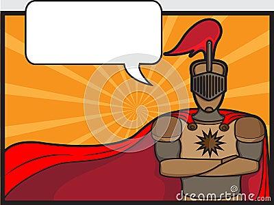 Cavaleiro falador