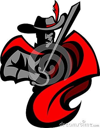 Cavalier Mascot Logo
