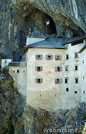 Cave Castle - Slovenia