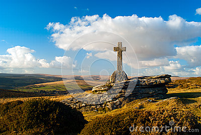 Cave Penney Memorial Cross