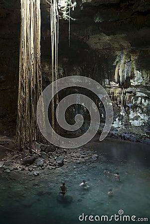 Cave Pool