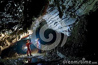 The cave preacher