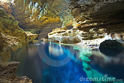 Cave Swimming pool